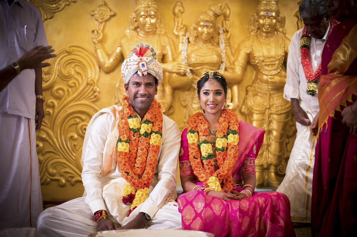 Lakshmipathy Balaji & Priya