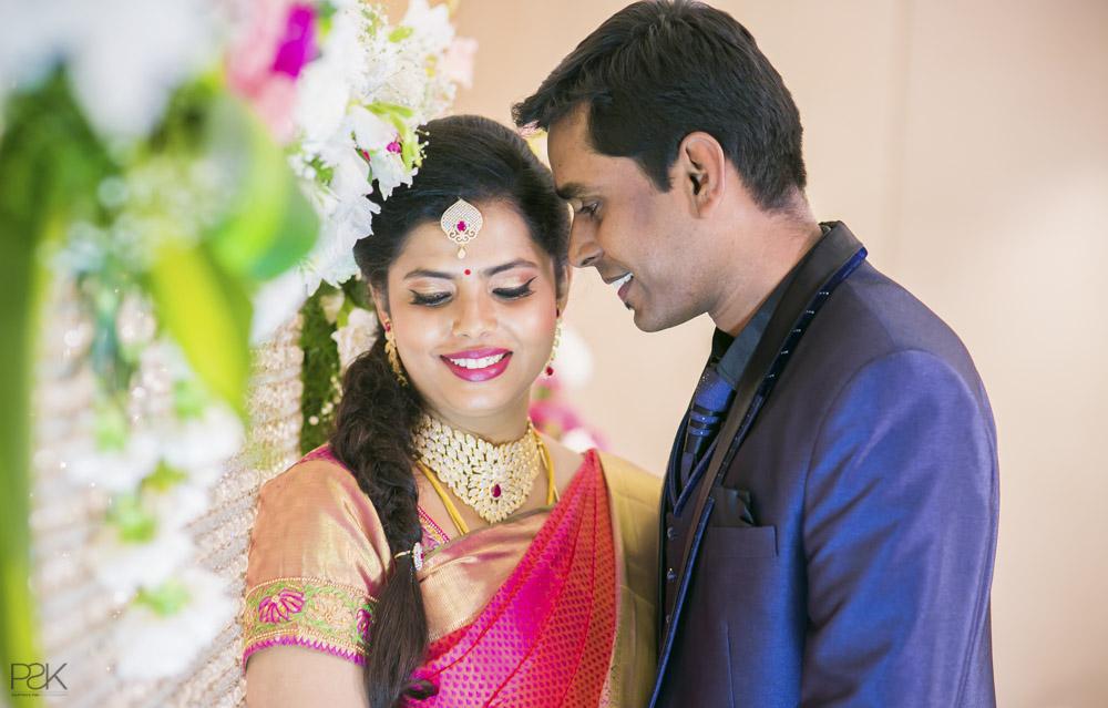 Charanya & Arun