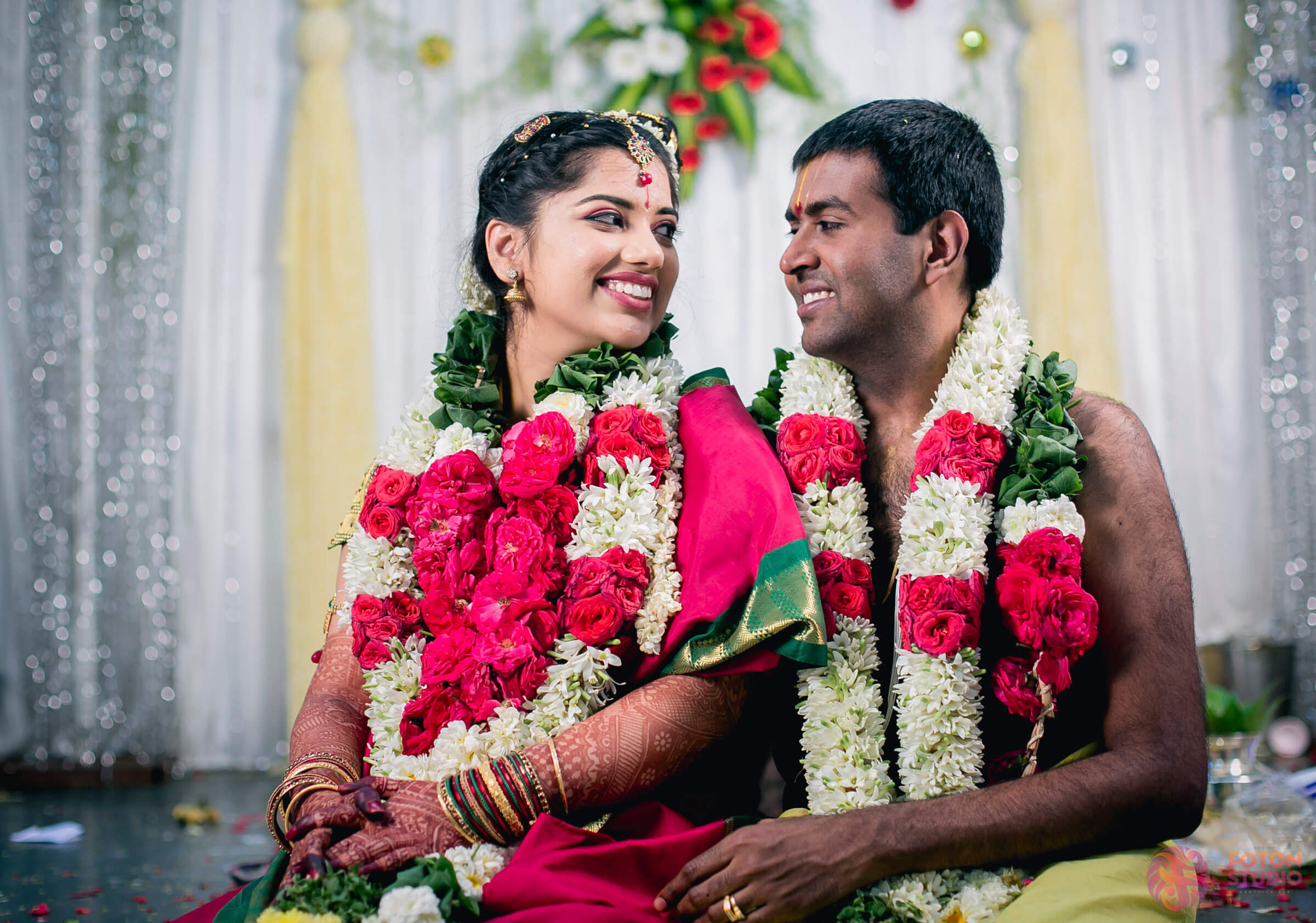 Sruthi and Vikram