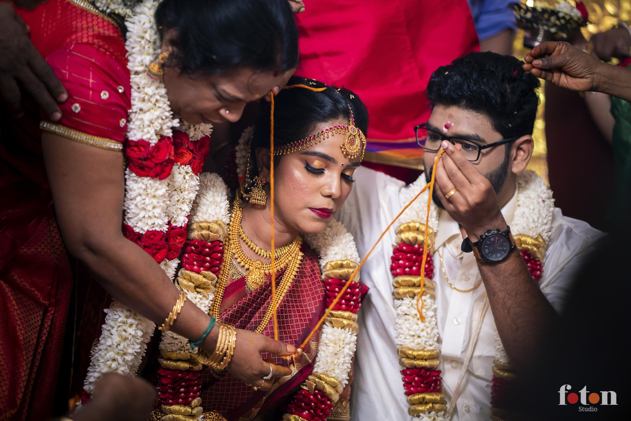 Dhivya & Ashwin
